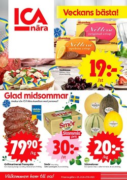 Erbjudanden från Matbutiker i ICA Nära ( Publicerades idag)