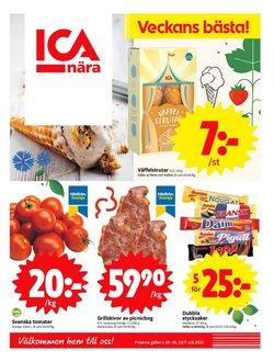 ICA Nära-katalog ( Går ut imorgon)