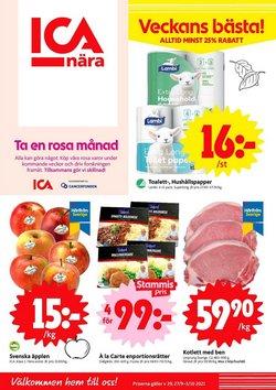 Erbjudanden från ICA Nära i ICA Nära ( Publicerades idag)
