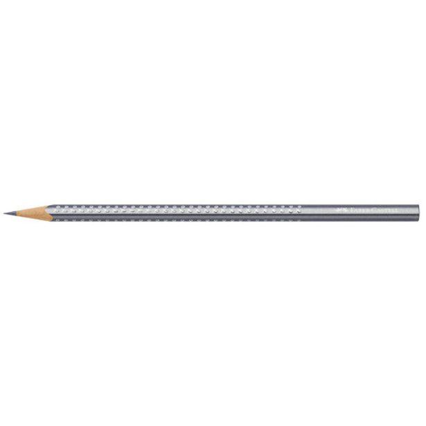Sparkle blyertspenna silver för 10 kr