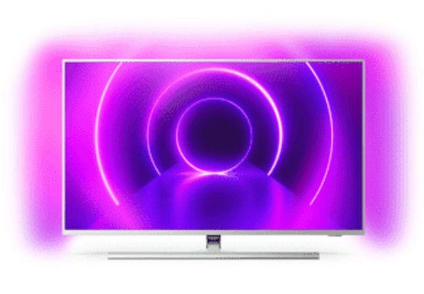"""PHILIPS 58"""" Smart UHD 4K TV 58PUS8535/12 för 5990 kr"""
