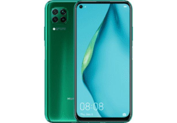 "HUAWEI P40 Lite 128GB (4G / 6GB RAM) 6.4"" Smartphone - Grön för 2490 kr"