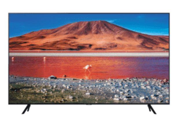 SAMSUNG UE43TU7075UXXC - 43 tum Smart Crystal UHD TV för 4990 kr