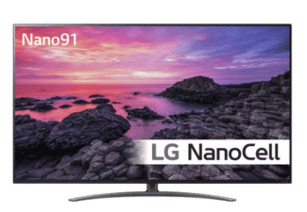 """LG 65"""" LG LED-TV 4K SMART TV - NANO  91 för 14990 kr"""