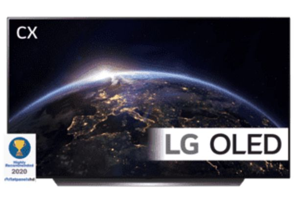 """LG 65"""" LG OLED 4K SMART TV - OLED CX för 19990 kr"""