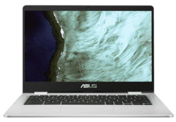 """ASUS Chromebook C423NA-BV0028 - 14"""" Bärbar Dator (Inkl. Optisk Mus) för 2990 kr"""