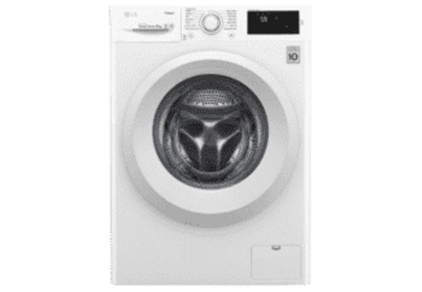 LG F4J5VY3W Tvättmaskin för 6990 kr