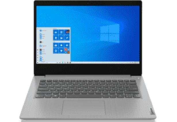 """LENOVO IdeaPad 3 (81W00088MX) - 14"""" Bärbar Dator för 5490 kr"""
