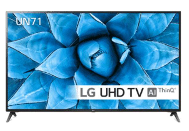 """LG 55"""" LG LED-TV 4K SMART TV - UN 7100 för 5990 kr"""