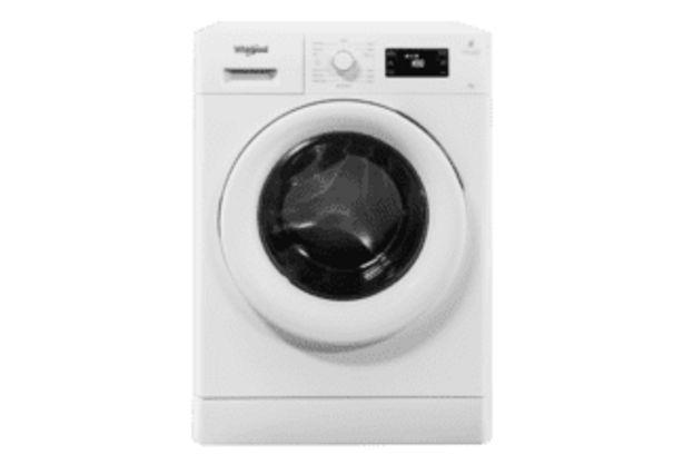 WHIRLPOOL FWG71484W EU Tvättmaskin  7 kg för 3720 kr