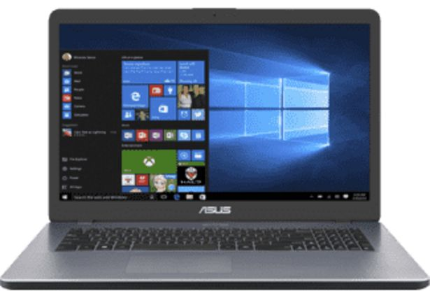 ASUS VivoBook 17 M705BA-BX002T - 17.3 Bärbar Dator för 4990 kr