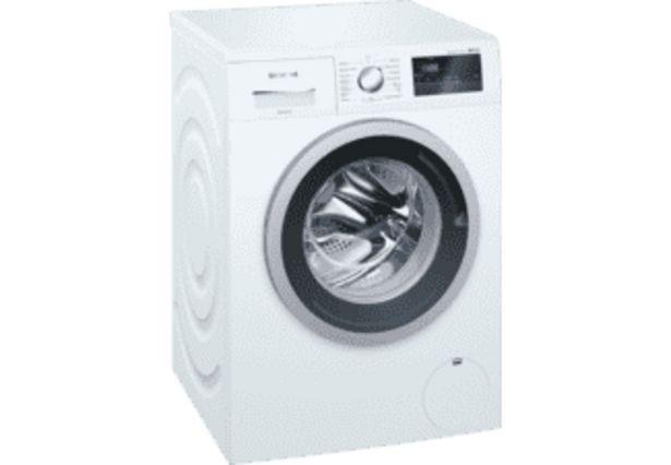 SIEMENS WM14N1B8DN Tvättmaskin 8 kg för 5990 kr