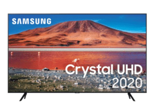 "SAMSUNG UE82TU8005KXXC - 82"" Smart Crystal UHD TV för 14990 kr"