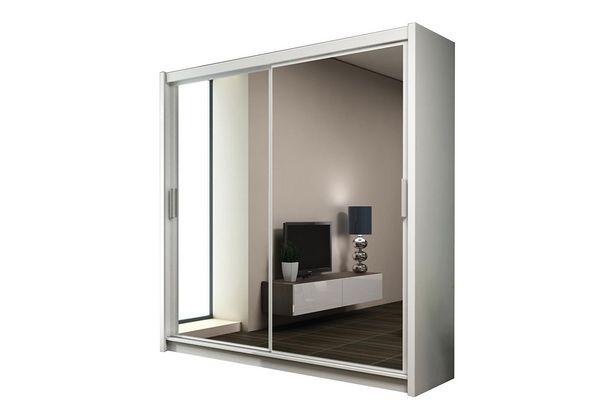 Garderob Paris 160 cm för 4995 kr