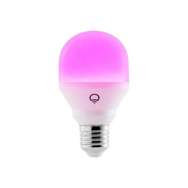 LIFX Mini Colour Living Pack - LED-glödlampa - form: A60 - E27 - 9 W - 16 miljoner färger - 2500-900 för 1790 kr