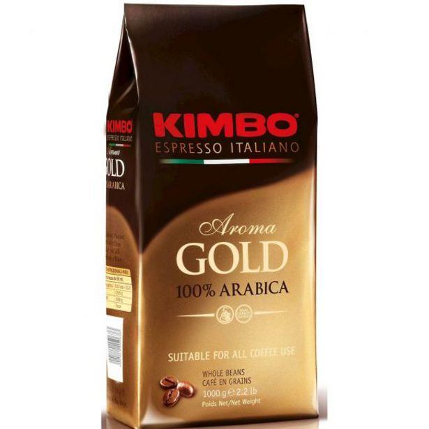 Aroma Gold, 100 % Arabica, Kaffebönor, 1000 g för 299 kr
