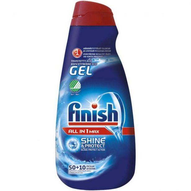 Finish Dishwasher Gel för 99 kr
