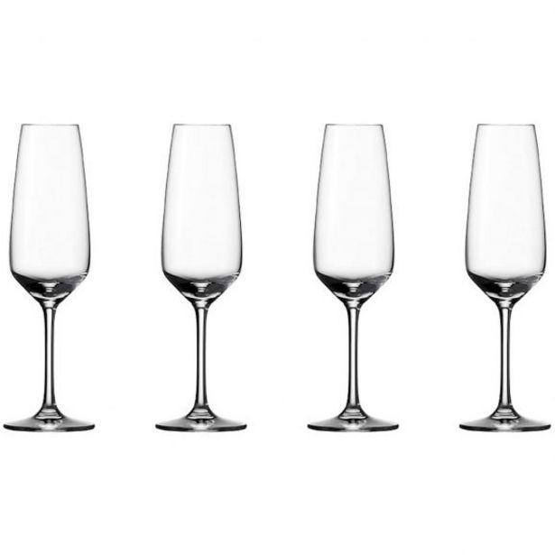 Vivo by Villeroy & Boch Voice Basic Glass Reims flute för 99 kr