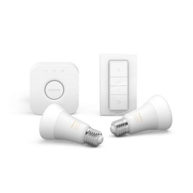 Philips Startkit Hue White Ambiance för 799 kr