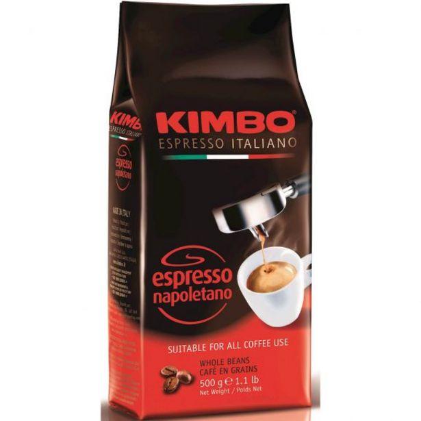 Espresso Napoletano, Kaffebönor, 500 g för 129 kr