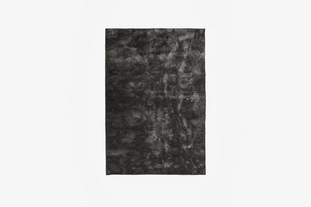 SAMPRA Viskos-look Matta 170x240 Mörkgrå för 2295 kr