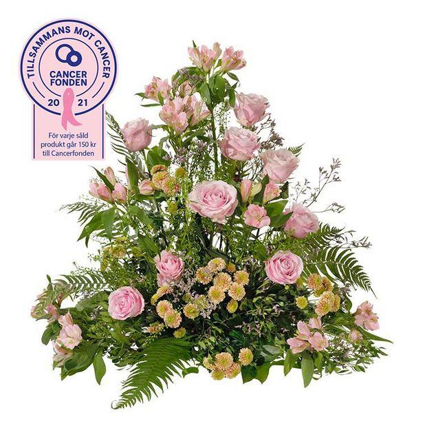 Hög dekoration, Rosa himmel för 1795 kr