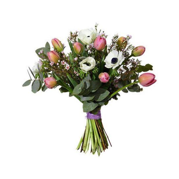 Romantiska tulpaner för 375 kr