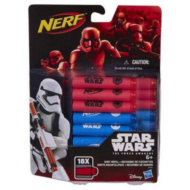 Star Wars E7 Nerf Ammo Refills 18 för 109 kr