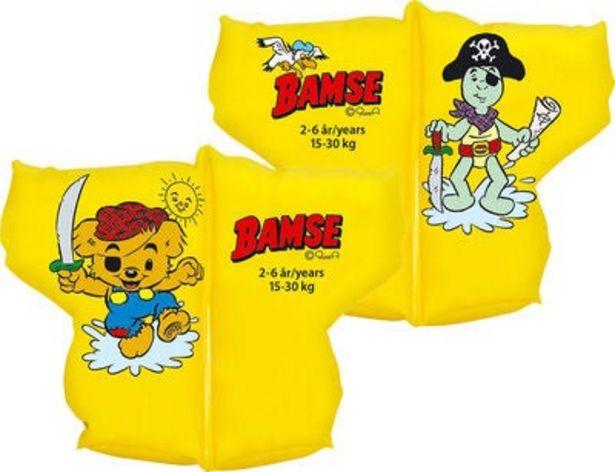 Swimpy Armringar Bamse 2-6 för 59 kr