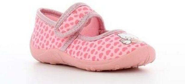 Hello Kitty Toffla, Pink för 99 kr
