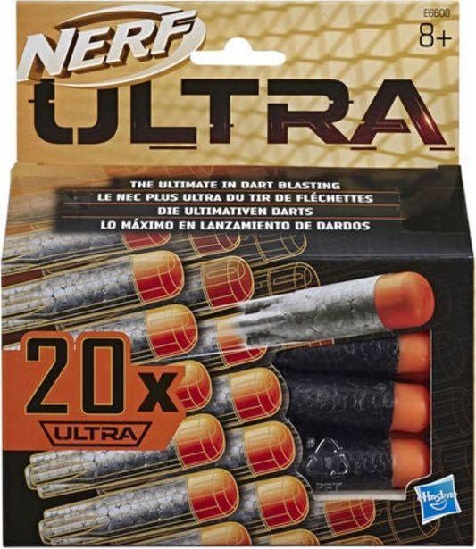 Nerf Ultra Dart Refill 20-pack för 100 kr