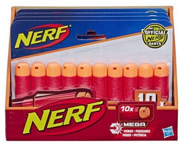 Nerf Nstrike Elite Mega 10 Dart Refill för 109 kr
