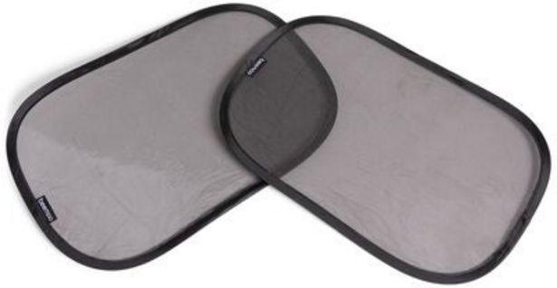 Beemoo Solskydd Fönster 2-pack, Svart för 119 kr