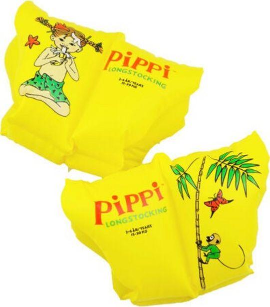 Swimpy Pippi Armpuffar, Gul för 59 kr