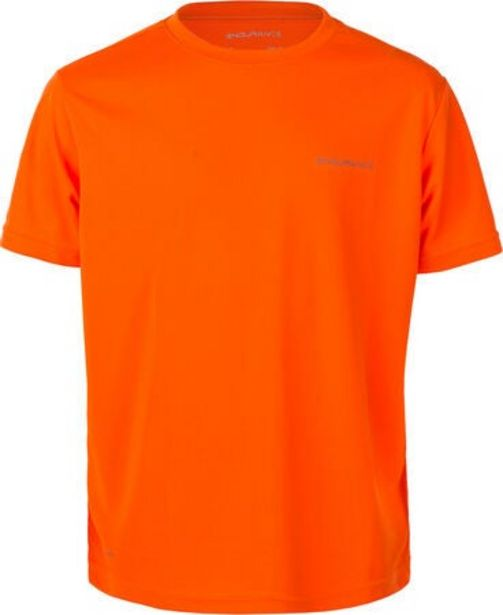 Endurance Vernon T-shirt, Shocking Orange för 69 kr