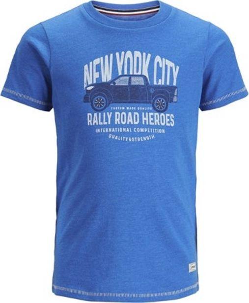 PRODUKT Liam T-Shirt, Skydiver för 59 kr