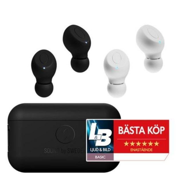 Supra NERO-TX TWS trådlösa hörlurar för 899 kr