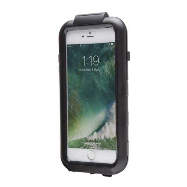 Linocell Mount it Väderskyddad hållare för iPhone 6, 7 och 8 Plus-serien för 90 kr
