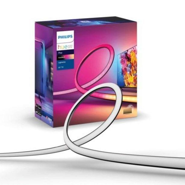 Philips Hue Play Gradient TV Lightstrip Reaktiv LED-list för 1619 kr