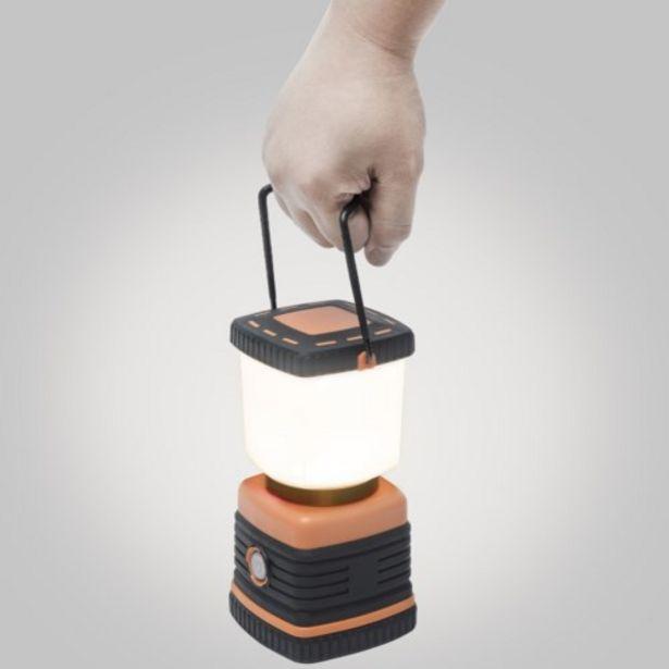 Ledsavers Campinglampa 1000 lm för 199,9 kr