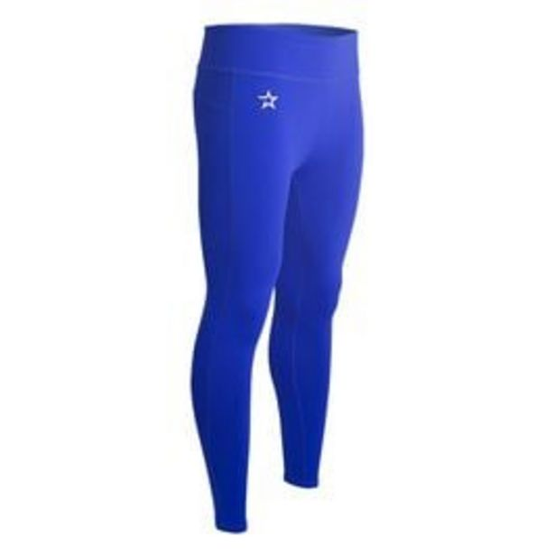 Star Nutrition Tights Blue, Dam för 244,51 kr
