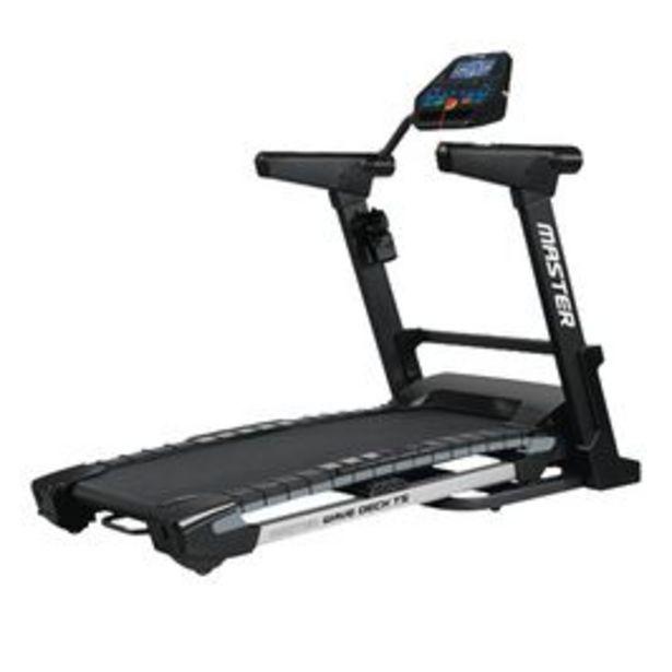 Master Fitness Wave Deck T5 för 21,899 kr