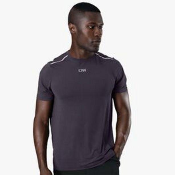 Lightweight Training T-shirt, Graphite för 209 kr