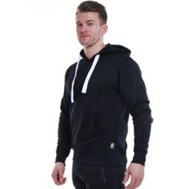 Gymgrossisten Pullover Hood, Black för 194,61 kr