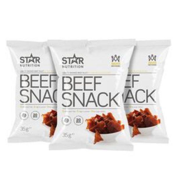 3 x Beef Snack, 35 g för 73 kr