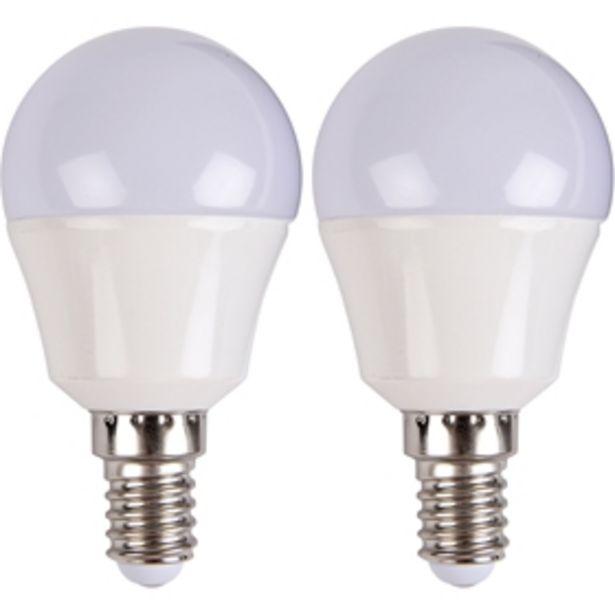 LED-lampa E14 för 30 kr
