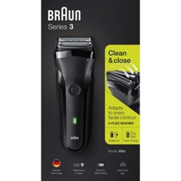 Rakapparat Braun 300S för 599 kr