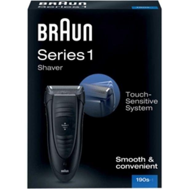 Rakapparat Braun 190S för 479 kr