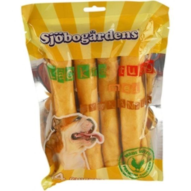 Tuggrullar Sjöbogårdens Deluxe Kyckling för 49 kr