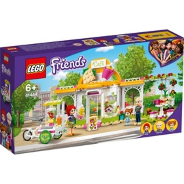 Byggklossar LEGO Friends Heartlake Citys ekologiska cafe 41444 för 399 kr